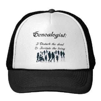 Funny Genealogist Trucker Hat