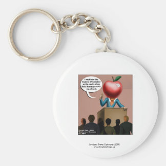 Funny Genome Experiment Quality Key Chain