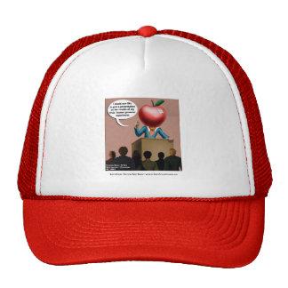 Funny Genome Men's Quality Cap Trucker Hat