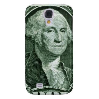 Funny George Washington Dollar  Samsung Galaxy S4 Case