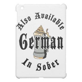 Funny German Drinking iPad Mini Covers