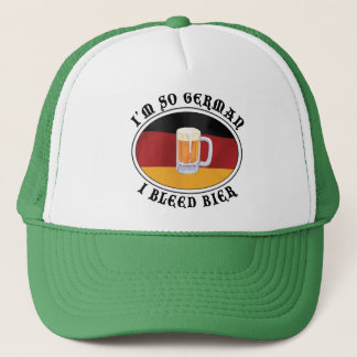 Funny German Gift Trucker Hat