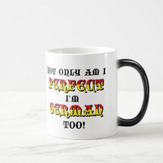 Funny German Magic Mug