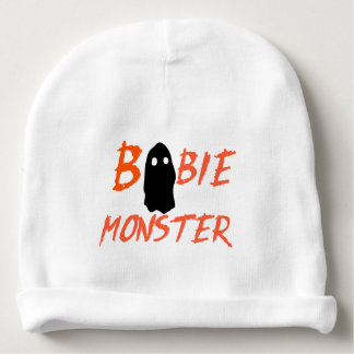 Funny Ghost Boo Bie Monster Infant Beanie