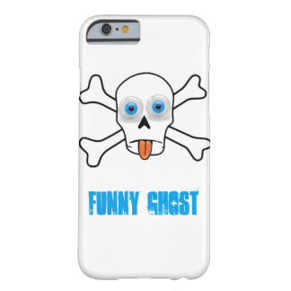 Funny ghost I Phone 6 Case Barely There iPhone 6 Case
