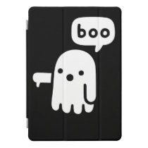 Funny Ghost iPad Pro Cover