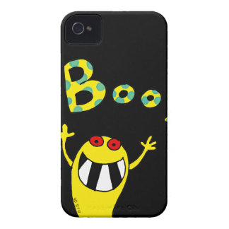 funny ghost iPhone 4 case