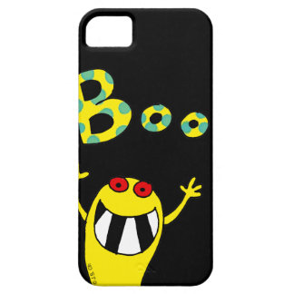 funny ghost iPhone SE/5/5s case