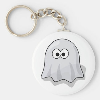 Funny Ghost Key Chain