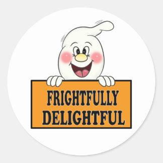 Halloween Travel Stickers, Halloween Travel Sticker Designs