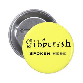 Funny Gibberish Button