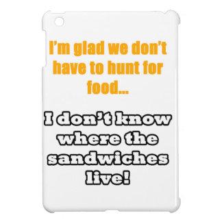 Funny gift iPad mini cases