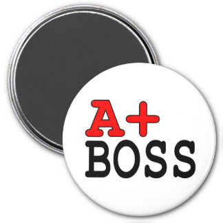Funny Gifts for Bosses : A+ Boss Magnets