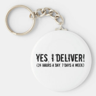 Funny Gifts for Obstetricians & Midwives Basic Round Button Keychain