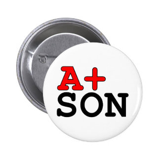 Funny Gifts for Sons : A+ Son Buttons