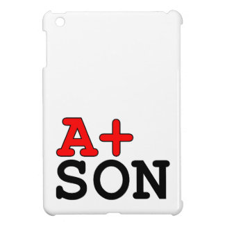 Funny Gifts for Sons : A+ Son Case For The iPad Mini