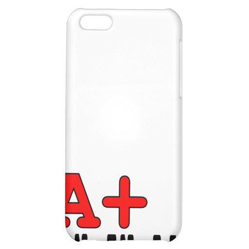 Funny Gifts for Sons in Law : A+ Son in Law Cover For iPhone 5C