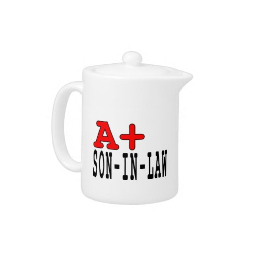 Funny Gifts for Sons in Law : A+ Son in Law