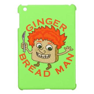 Funny Ginger Bread Man Christmas Pun iPad Mini Case
