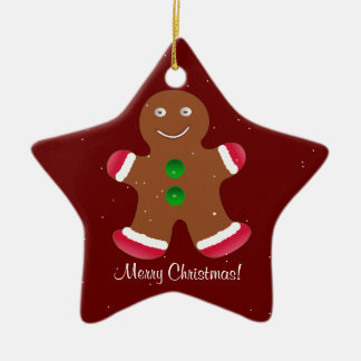 Funny Gingerbread Men, Ornament