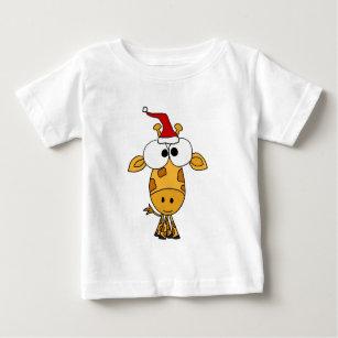 740ef322e7e3a Funny Giraffe Christmas T-Shirts - T-Shirt Design   Printing