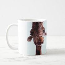 Funny Giraffe Mug Nope Not Today