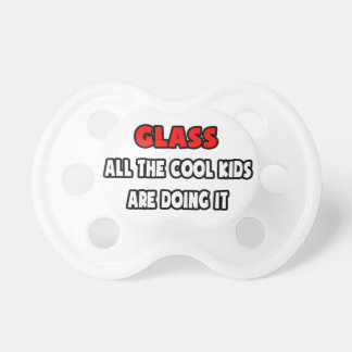 Funny Glazier Shirts and Gifts Pacifier