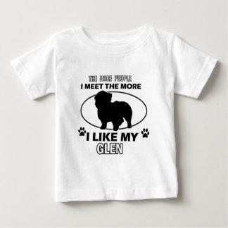 Funny glen designs baby T-Shirt