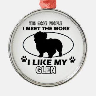 Funny glen designs ornaments