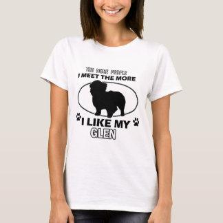 Funny glen designs T-Shirt