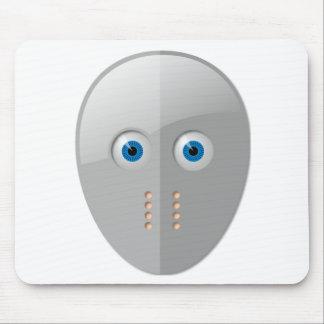 Funny Goalie Mask Mousepad