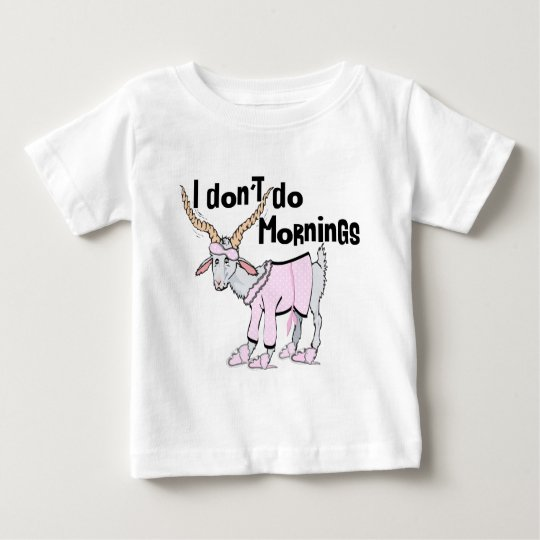 Funny Goat Apparel Baby T-Shirt