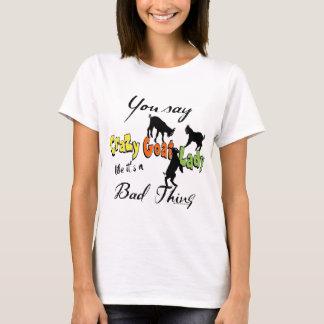 FUNNY GOAT | Crazy Goat Lady T-Shirt