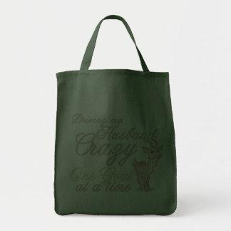 Funny Goat  Design Bag