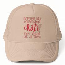 Funny Goat Design for Women Trucker Hat
