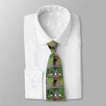 Funny Goat Necktie