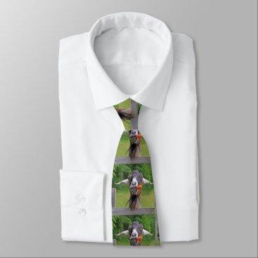 therupieshop Funny Goat Necktie