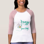 Funny Goat Shirt Crazy Goat Lady 1