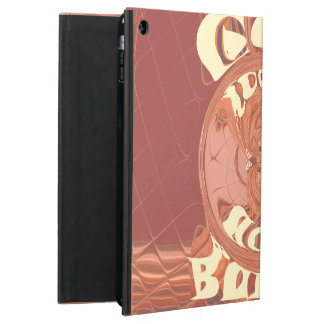 Funny God Bless You Brown kenya Hakuna Matata iPad iPad Air Covers