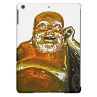 Funny Golden Laughing Buddha iPad Air Case