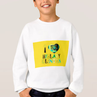 Funny Golden lovey Amazing Hope Hillary for USA Co Sweatshirt