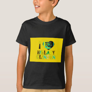 Funny Golden lovey Amazing Hope Hillary for USA Co T-Shirt