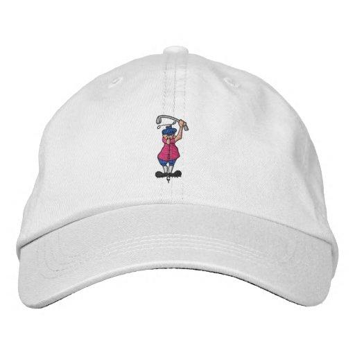 Funny Golf Guy -- Hat
