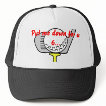 Funny Golf Hat