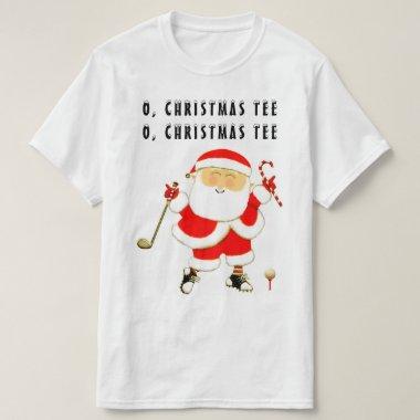 funny golf holidays T-Shirt