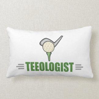 Funny Golf Lumbar Pillow