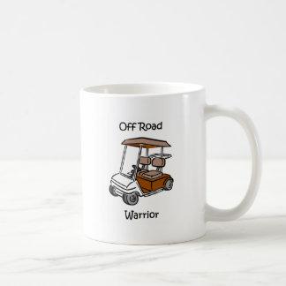 Funny golf classic white coffee mug