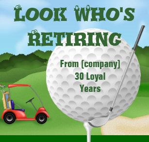 funny retirement invitations zazzle