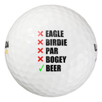 Funny golf terms golf balls