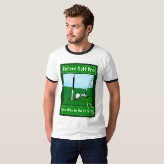 Funny Golf Tshirt for Men